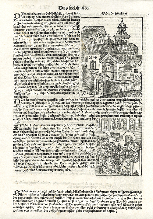 History of Woodcuts | The Old Print Gallery Blog