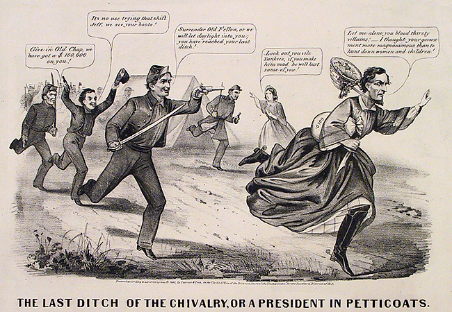 Political Cartoons The Old Print Gallery Blog