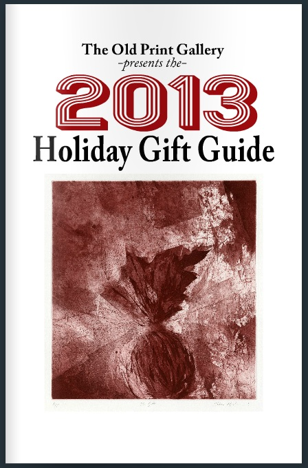 The 2013 Holiday Gift Guide. Click to read it!