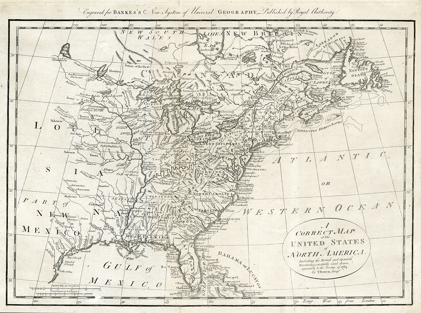 Map Of The United States The Old Print Gallery Blog - Us map maker